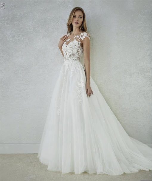 Pronovias White One