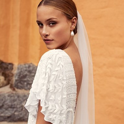 Finn din inre Bella Donna – med By Malinas Bridal 2020 collection!