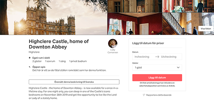 Highclere-castle-airbnb